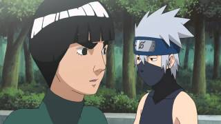 Hey! I just met U! (Gai X Kakashi AMV) //Fail XD