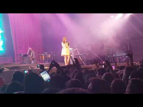 Lana Del Rey Ride and Video Games live 03.06.2016 Warsaw