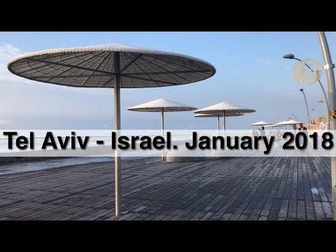 TEL AVIV IN ISRAEL. 3 DAYS IN ISRAEL. ANNA IN WARSAW.