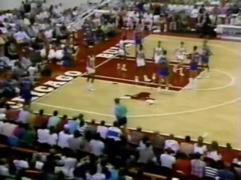 Rookie Pippen - Do or Die Game 5 vs. Cavs (1988 playoffs)
