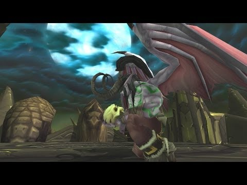 The Story of Illidan Stormrage - Full Version [Lore]