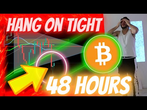 WHY THE NEXT 48 HOURS FOR BITCOIN MEAN EVERYTHING!!!! - WILL ALTCOINS CHANGE THE GAME?!