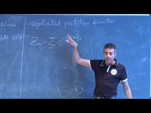 Thermodynamics and out of equilibrium dynamics in disordered systems - Lecture 7