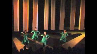 Raka Maitra, Hungry Stones (2011) Indian Contemporary dance from Singapore.