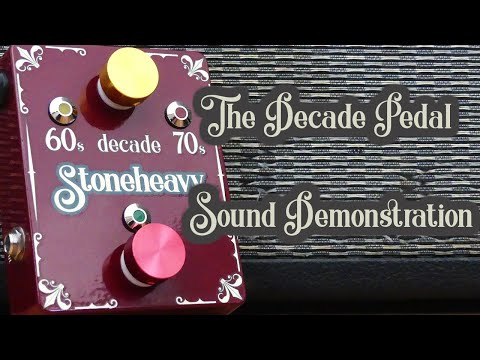 Stone Heavy Sound's Decade pedal will transform your pickups | MusicRadar