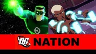DC Nación Cartoon Network: Teen Titans, Cuidado con el de Batman, pantalones Cortos, Young Justice y más!