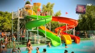 Parque acuático - San Lorenzo