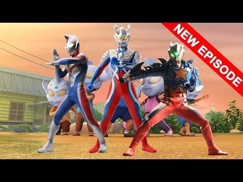 Upin Ipin Terbaru 2017 | Animasi Terakhir Ultraman Ribut Ributan