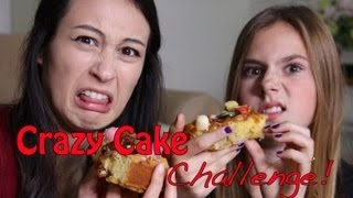 CRAZY CAKE CHALLENGE MET MEISJE DJAMILA - NINA HOUSTON