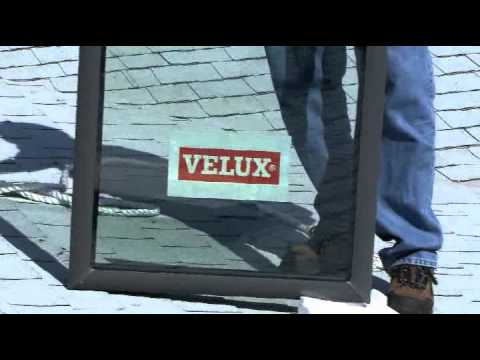 VELUX roof window – replacement of pane (glazing unit) | Doovi