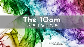 10am Morning Worship online service 23rd August 2020