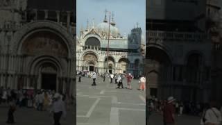 Видео Планета Тур Кельн. Музыканты в Венеции и центральная площадь с собором Святого Марка. 09.2016.(, 2016-10-23T21:09:02.000Z)