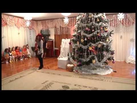 """Новый год 2012 д.сад """"Умка"""" средняя группа"""