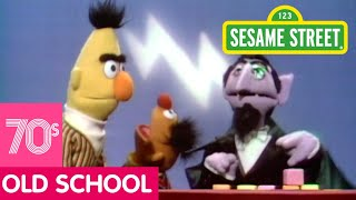 Sesame Street: The Count's Debut with Bert & Ernie