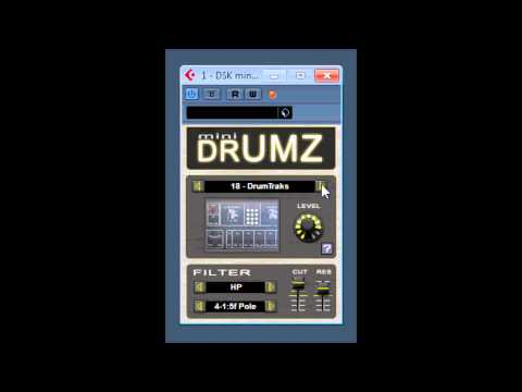 DSK miniDrums by DSK Music
