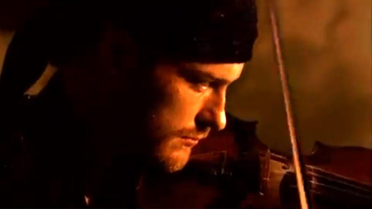 Pavel Šporcl - 24 capricií pro sólové housle (oficiální video)