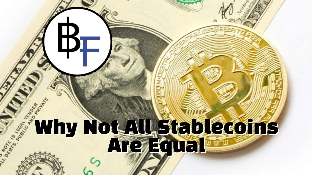 Why Not All Stablecoins Are Equal | Tether vs USDC vs DAI