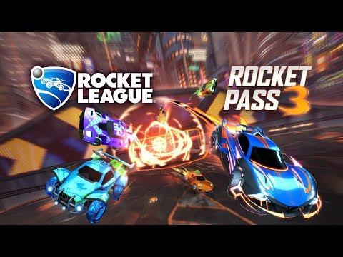 В Rocket League можно играть бесплатно на Xbox One в ближайшие дни