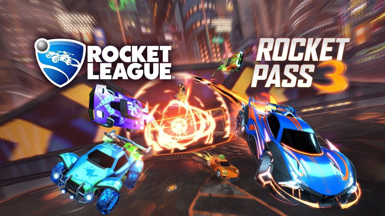 Image result for rocket league pass 3