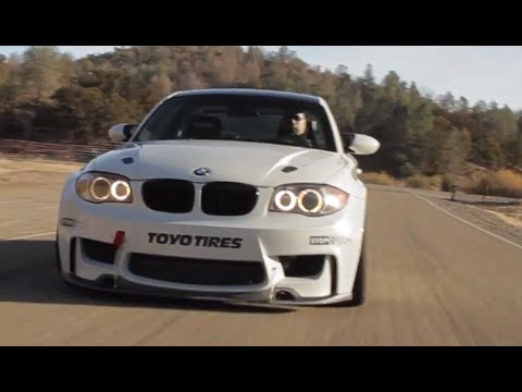 BMW 135i + V8 Equals WOW - /TUNED