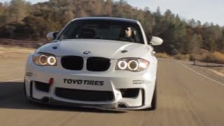 BMW 135i + V8 Equals WOW - /TUNED