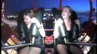 British Girl Got Unexpected Orgasm From Playing A Jumping Machine (NSFW)