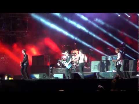 """Die Toten Hosen - """"Das ist der Moment"""" / Rock am Ring 03.06.2012"""