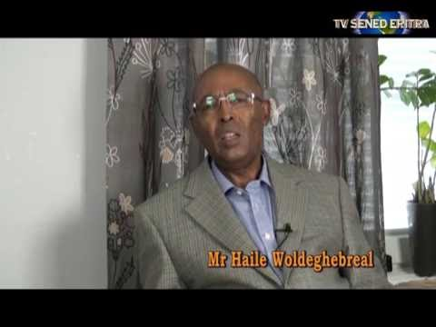 Tv Sened Eritra Asmara Administration in 1950th Interv Mr Haile Woldeghebreal