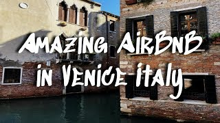 Gambar cover Where to Stay in Venice    AMAZING AirBnB by San Marco Square!