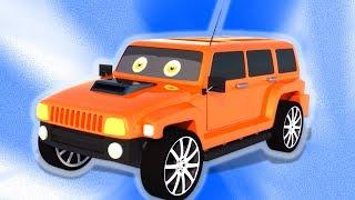 陆军锤形成和用途| 车辆的孩子| 儿童卡通| 教育视频 | Vehicles For Kids | Cartoon Vehicles | Hummer Formation and Uses