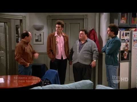 Seinfeld - Newman On Going Postal [HD]