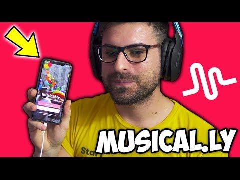 LA MIA PRIMA VOLTA SU MUSICAL.LY