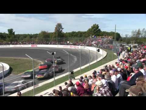 Sunset Speedway Super Stock Last Chance 2016 09 25
