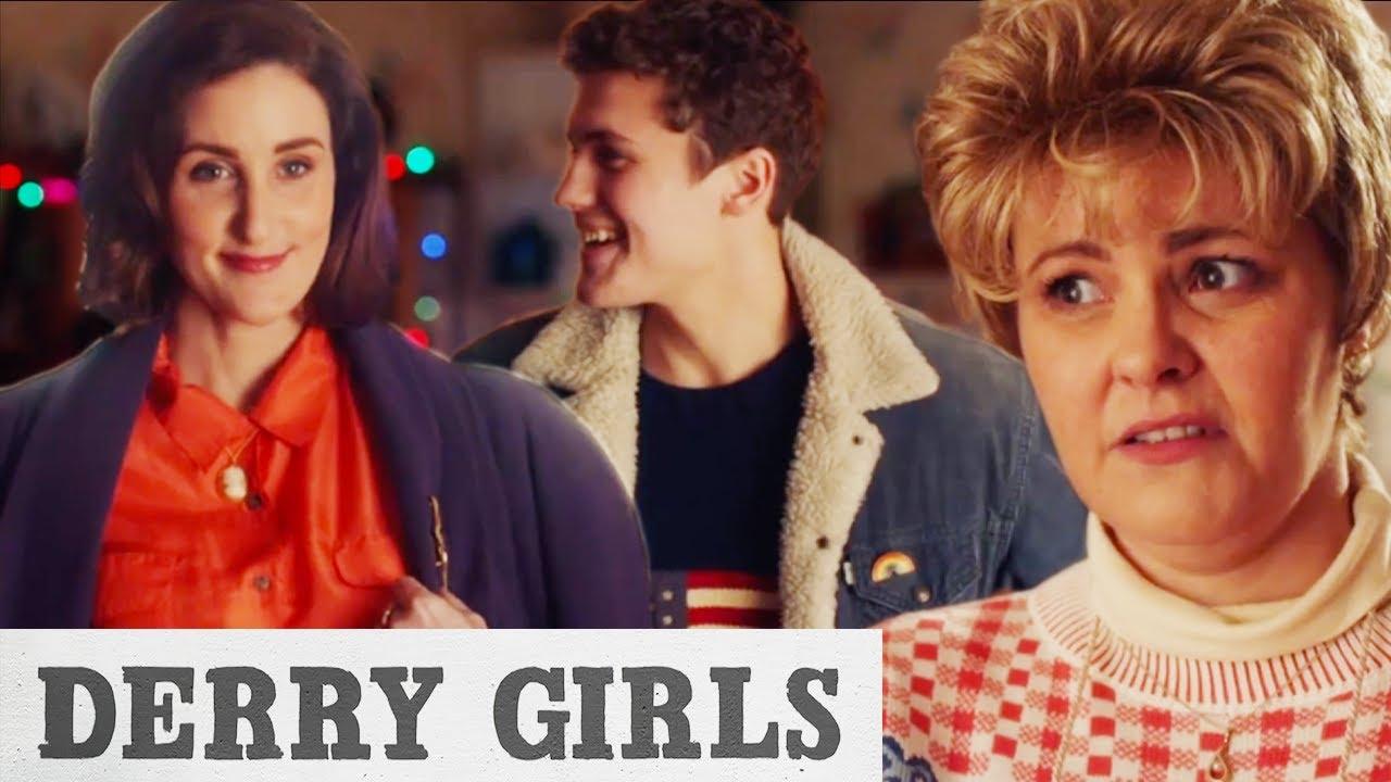 Meet James' Mum | Derry Girls