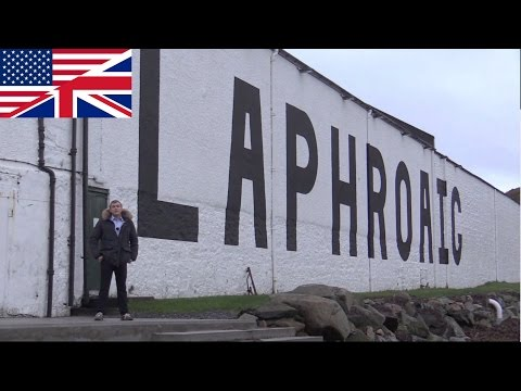 Whisky Tour: Laphroaig Distillery