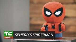 Sphero's next toy is a chatty Spider-Man
