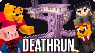 ¡CORREDORES TROLLS! DEATHRUN END | Minecraft Con Sara, Luh y Exo
