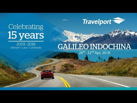 Event's report video - 15th Anniversary Galileo Indochina