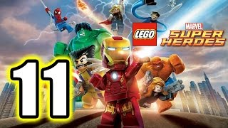 LEGO MARVEL Super Heroes gameplay part 11