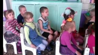 """""""Лісова подорож"""" - заняття для дітей середнього дошкільного віку"""