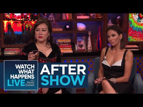 After Show: Peggy Sulahian's Resting B**ch Face | RHOC | WWHL