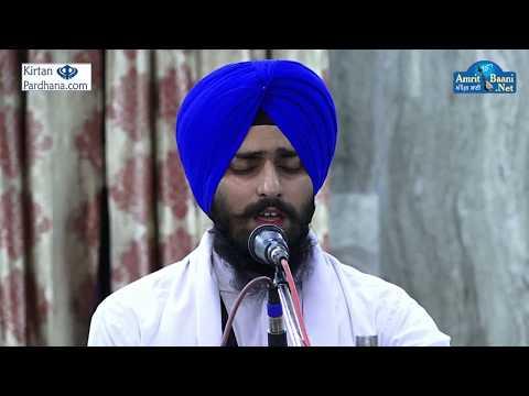 Bhai Puneet Singh II 6 May2018 G.S.G.S.S II 7,Block Subhash Nagar.