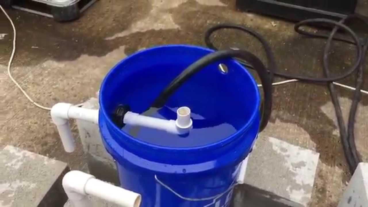 Diy protein skimmer venturi for Koi pond venturi