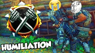HUMILIATIONS GONE INSANE! (Hilarious Gun Game Rage Reactions) - Black Ops 4