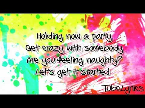 David Guetta & GLOWINTHEDARK feat  Harrison   Ain't A Party Lyrics + Original Sound)