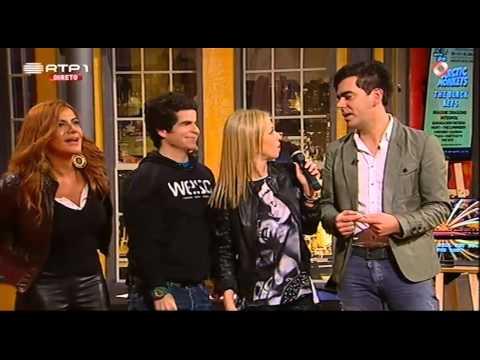 "Laura Figueiredo ""Karaoke"" - Pedro Fernandes - 5 Para a Meia Noite"