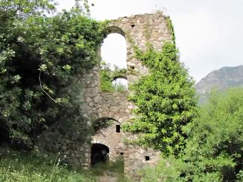Mystras, Laconia, Peloponnese - Greece. HD Travel.