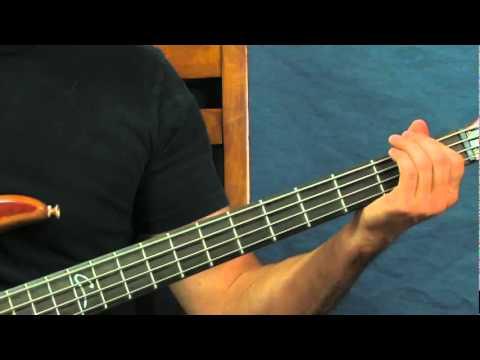 easy bass guitar lesson esteem the offspring