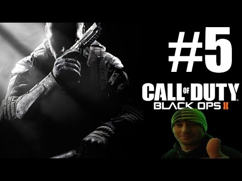 Black Ops 2 Campaign Gameplay Playthrough #5 - Fallen Angel (PC)