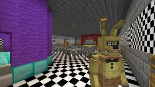 Minecraft FNAF Universe Mod | The Offices (S2 EP 2)